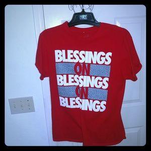Blessings on blessings T